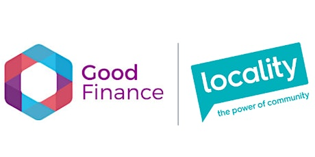Communities against COVID19: Good Finance & Locality talk social investment tickets