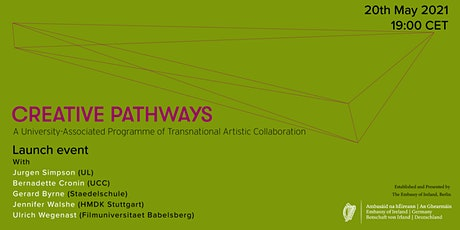 Launch of 'Creative Pathways' - Arts University Collaboration Programme tickets