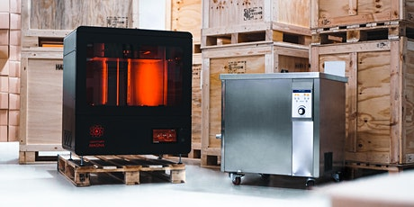 Photocentric MAGNA Live Product Demonstration | Mass Additive Manufacturing tickets