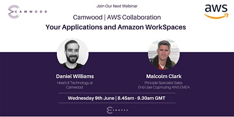 Camwood | AWS Collaboration: Your Applications and Amazon WorkSpaces tickets