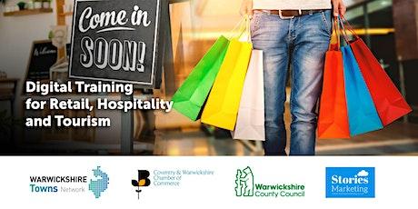 Warwickshire Business Meetup and Digital Marketing Support Tickets