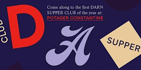 Darn Supper Club tickets