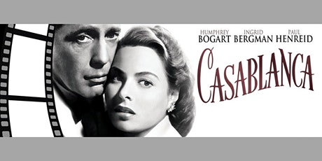 Movie Night: Casablanca tickets