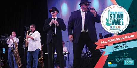 Friday Night Sound Waves presents All Star Soul Band tickets