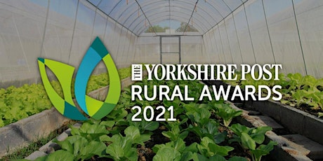 Yorkshire Post Rural Awards 2021 tickets