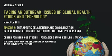 Facing an outbreak: Issues of global health, ethics and technology. Ep. 6 biglietti