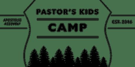 Campamento Virtual de Hijos de Pastores 2021 - Por ZOOM tickets