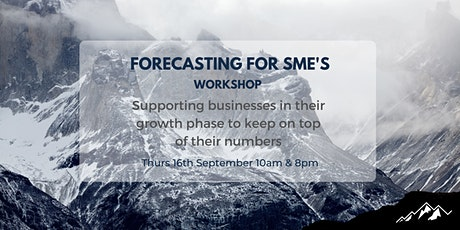 Business Forecasting for SMEs tickets