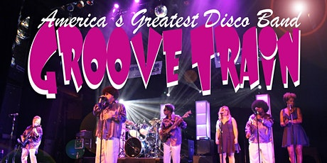 Music in the Park 2021 - Groove Train tickets