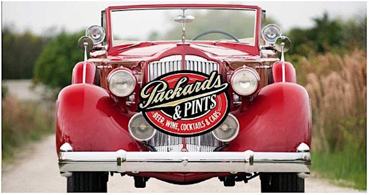 East Side Beer, Wine & Cocktails :: Packards & Pin image