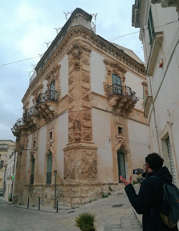 Immagine Visit Vigata virtual tour a Ragusa e Scicli