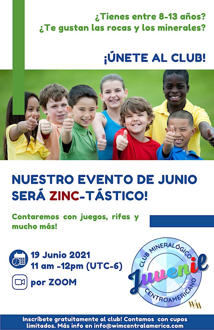 Imagen de Club Mineralógico Centroamericano Juvenil