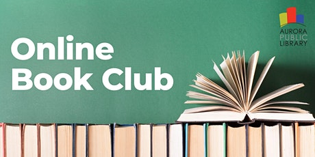 Online Book Club - Rosie Project by Graeme Simsion tickets