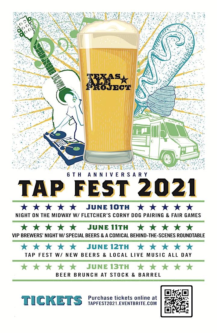 6th Annual TAP FEST image