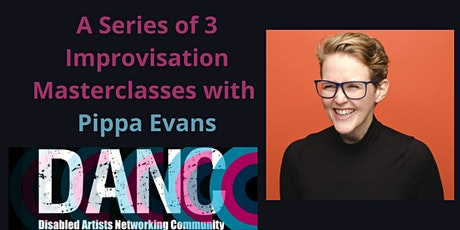 A Series of 3 Improvisation Masterclasses with Pippa Evans tickets
