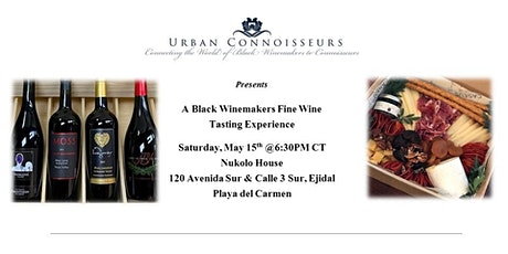 Playa Del Carmen Wine Tasting tickets