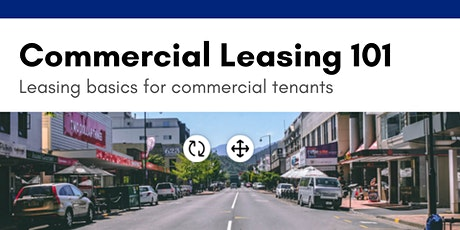 Commercial Leasing 101 tickets