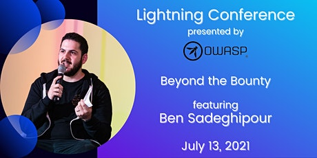 July Lightning Conference: Beyond the Bounty tickets