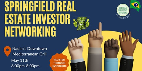 Springfield Real Estate Investor Networking tickets