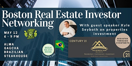 Boston Real Estate Investor Networking tickets