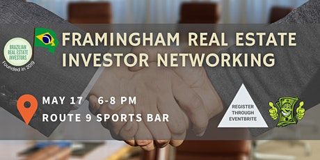 Framingham Real Estate Investor Networking tickets
