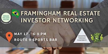 Framingham Real Estate Investor Networking billets