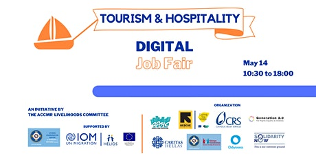 Digital Job Fair Tourism and Hospitality 2021 biglietti