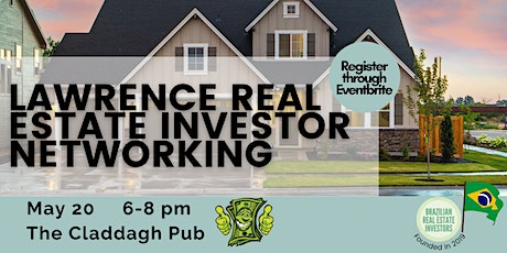 Lawrence Real Estate Investor Networking tickets