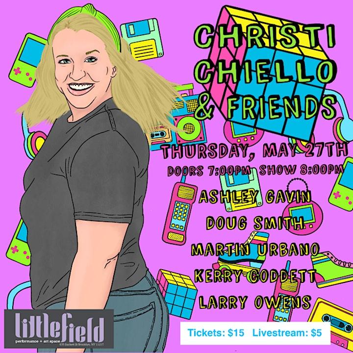 Christi Chiello & Friends image