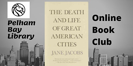 Online Book Club: The Death and Life of Great American Cities tickets