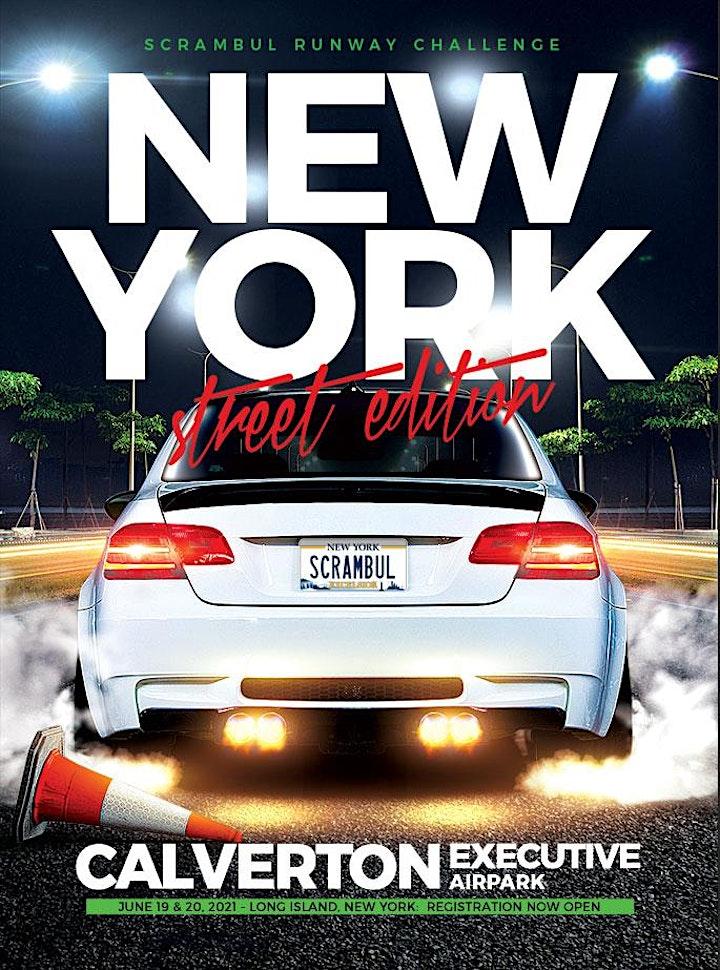 Scrambul Runway Challenge:  New York image
