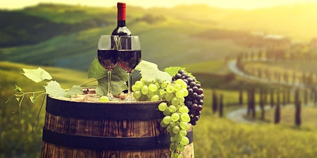 Wine Tasting and Book Reading tickets