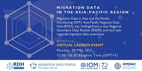 Migration Data in the Asia-Pacific Region - Launch Event tickets
