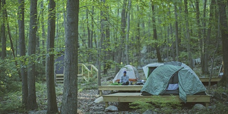 Intro to Backpacking at the Corman AMC Harriman Outdoor Center tickets