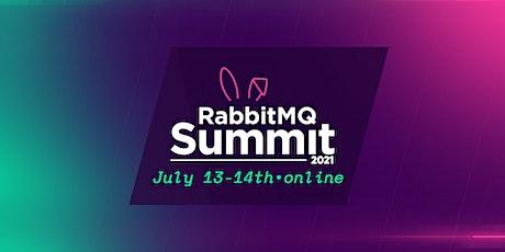 RabbitMQ Summit 2021 tickets