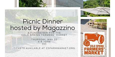 Benefit Picnic at Magazzino tickets