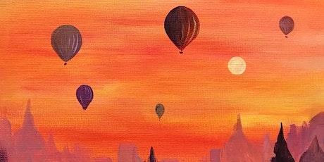 Balloon Magic - BYO Brush Party - Cheltenham tickets