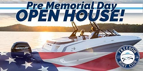 Freedom Boat Club Pittsburgh | Pre-Memorial Day Sale! tickets