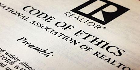 Ethics-Davenport (IA mandatory, IL elective) tickets