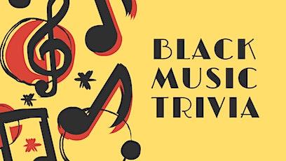 Black Music Trivia tickets