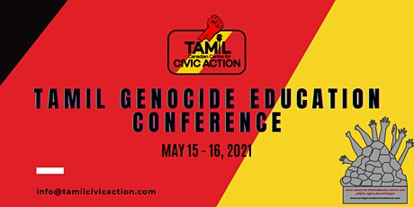 Tamil Genocide Education Conference tickets