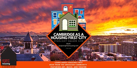 Cambridge As A Housing First City tickets