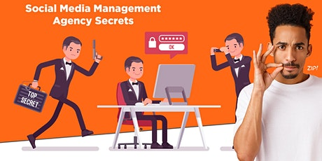Agency Insider Social Media Management Secrets tickets