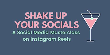Conquer  Instagram Reels - Order a Recording tickets