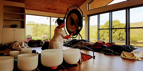 Soundbath with Ahilya tickets