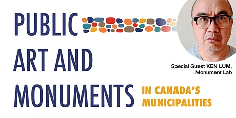 Public Art and Monuments in Canada's Municipalities Part 2 tickets