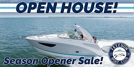 Freedom Boat Club Huntington Beach   Season Opener Sale! tickets