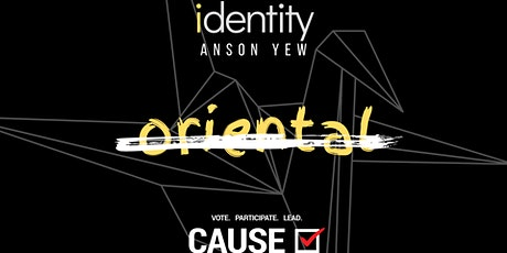 """identity"": A Pop-Up Exhibition Exploring Asian Americanness tickets"