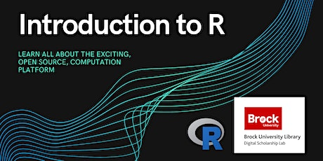 Introduction to R tickets