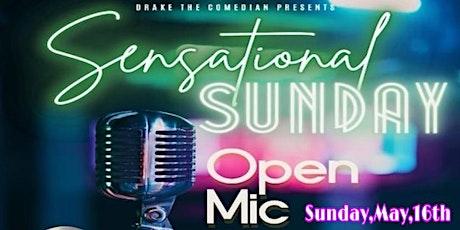 Sensational Sunday's tickets